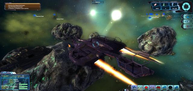 Gemini Wars on PC screenshot #4