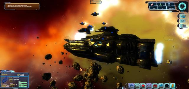 Gemini Wars on PC screenshot #2