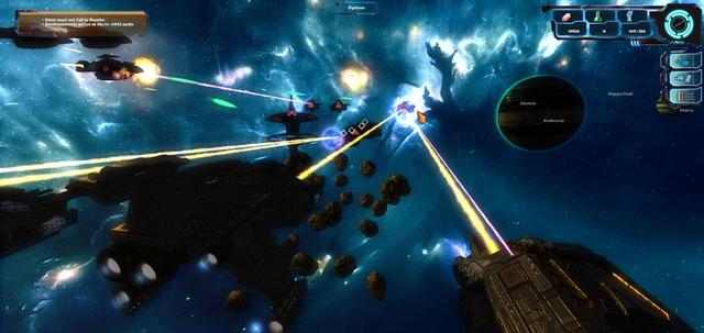 Gemini Wars on PC screenshot #1