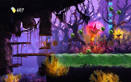 Giana Sisters: Twisted Dream and DLC Bundle on PC screenshot #6