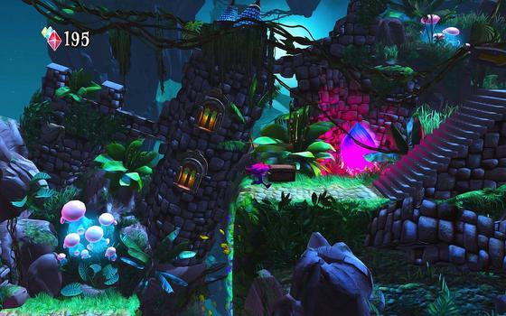 Giana Sisters: Twisted Dream and DLC Bundle on PC screenshot #5