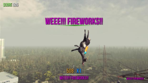 Goat Simulator on PC screenshot #6