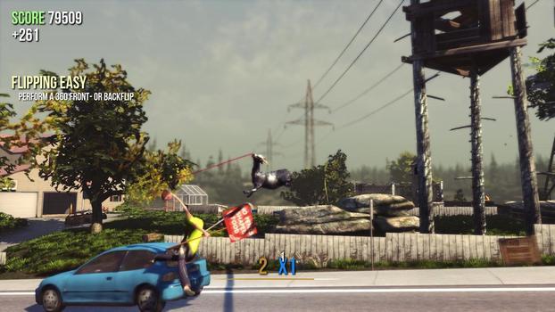 Goat Simulator on PC screenshot #5