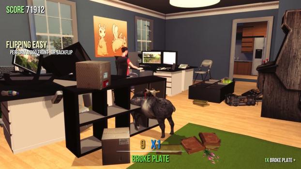 Goat Simulator on PC screenshot #4