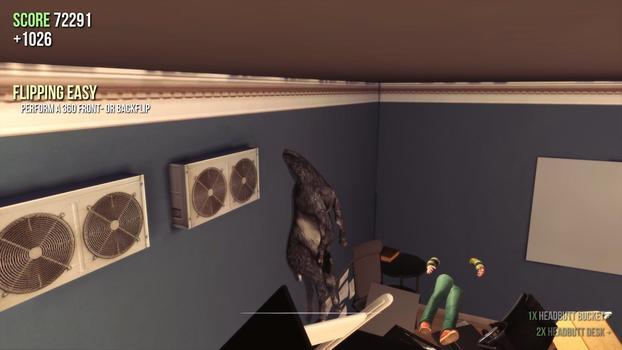 Goat Simulator on PC screenshot #2