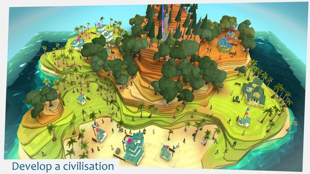 Godus on PC screenshot #2