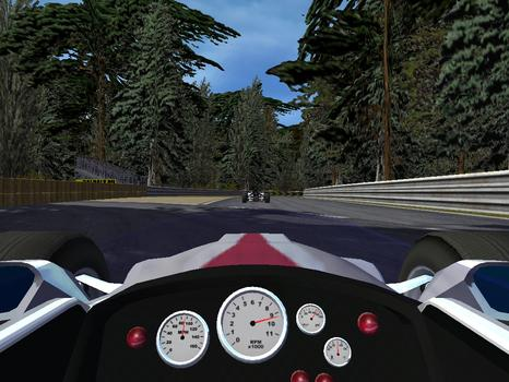 Golden Age of Racing on PC screenshot #3