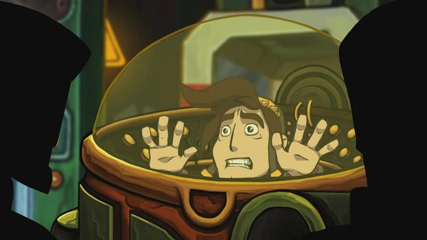 Goodbye Deponia Premium Edition on PC screenshot #6