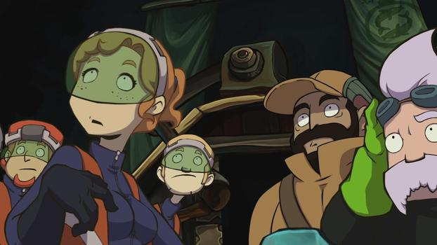 Goodbye Deponia Premium Edition on PC screenshot #4