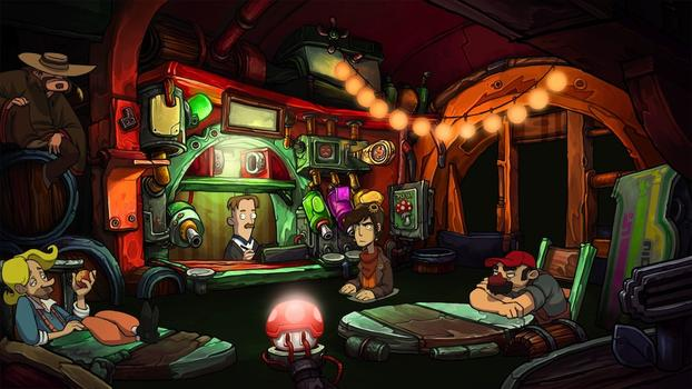 Goodbye Deponia on PC screenshot #3