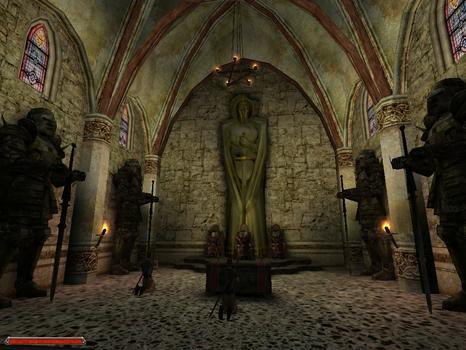 Gothic II: Gold on PC screenshot #4