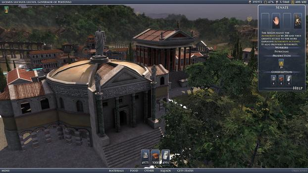 Grand Ages: Rome Gold Edition on PC screenshot #6