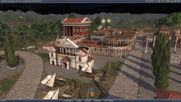 Grand Ages: Rome Gold Edition on PC screenshot #5