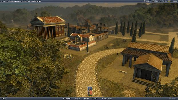 Grand Ages: Rome Gold Edition on PC screenshot #4
