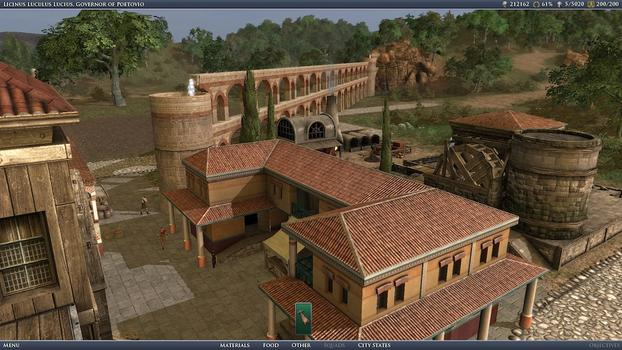 Grand Ages: Rome Gold Edition on PC screenshot #2