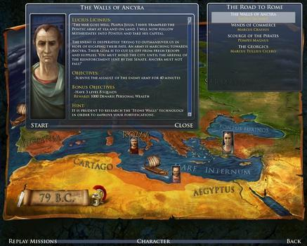 Grand Ages: Rome on PC screenshot #7