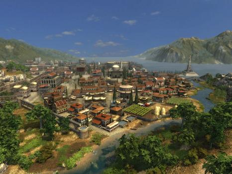 Grand Ages: Rome on PC screenshot #4