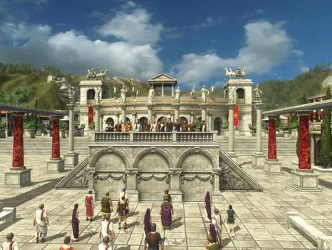 Grand Ages: Rome on PC screenshot #3