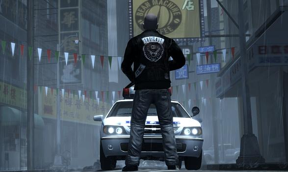 Grand Theft Auto: Episodes from Liberty City on PC screenshot #3