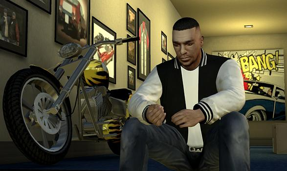 Grand Theft Auto: Episodes from Liberty City on PC screenshot #1