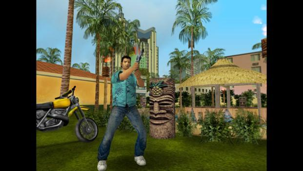 Grand Theft Auto III: Trilogy on PC screenshot #4
