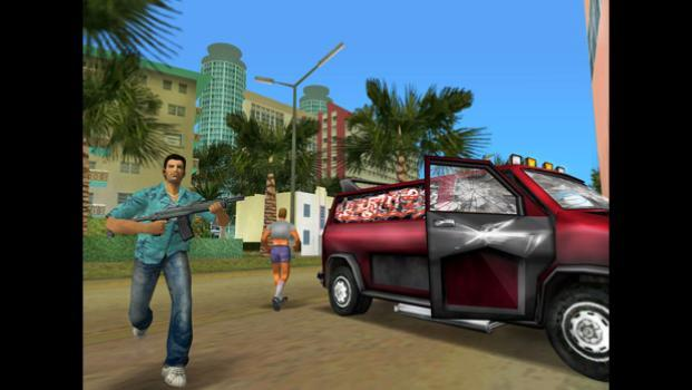 Grand Theft Auto III: Trilogy on PC screenshot #3