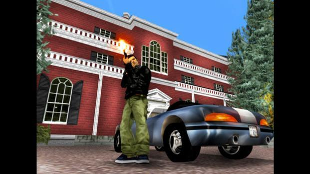 Grand Theft Auto III: Trilogy on PC screenshot #1