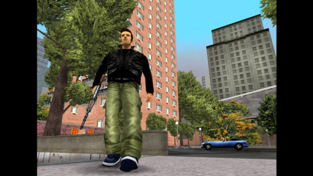 Grand Theft Auto III on PC screenshot #5