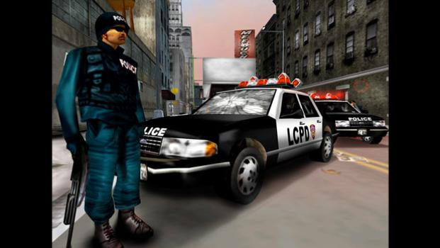 Grand Theft Auto III on PC screenshot #4