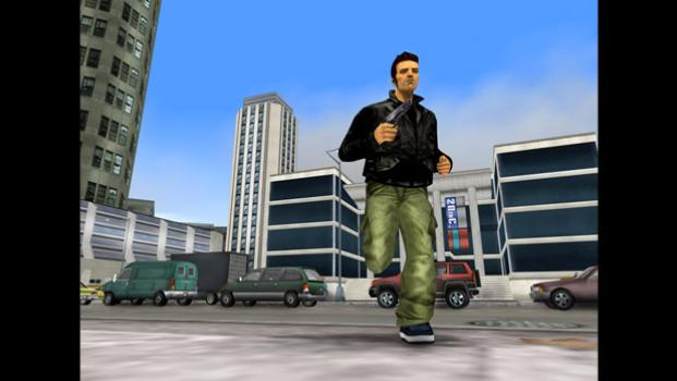 Grand Theft Auto III on PC screenshot #3