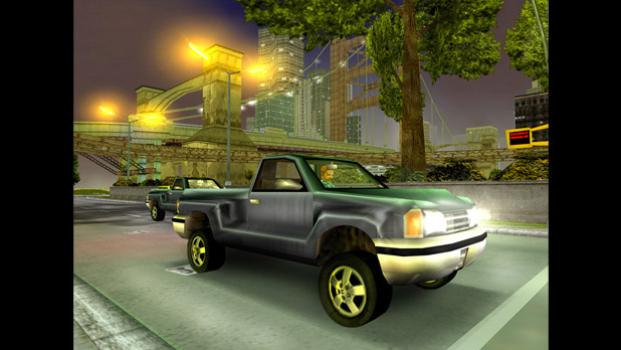 Grand Theft Auto III on PC screenshot #1