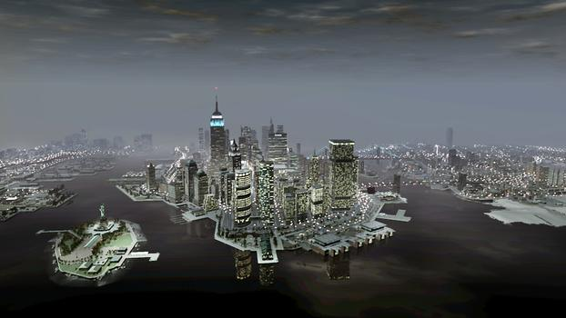 Grand Theft Auto IV on PC screenshot #7