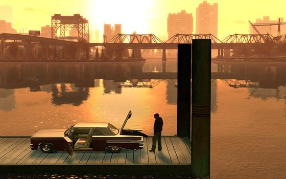 Grand Theft Auto IV on PC screenshot #6