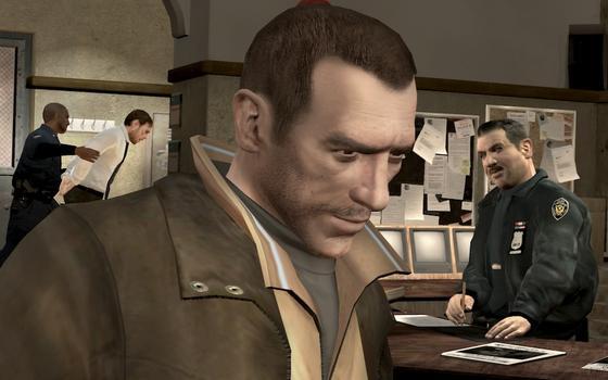 Grand Theft Auto IV on PC screenshot #5