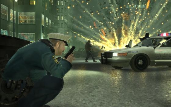 Grand Theft Auto IV on PC screenshot #4