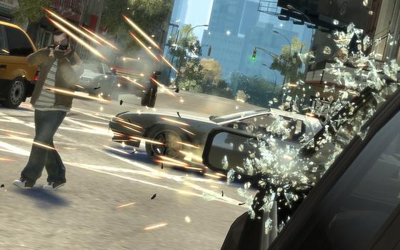 Grand Theft Auto IV on PC screenshot #3
