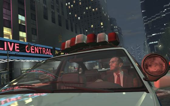 Grand Theft Auto IV on PC screenshot #2