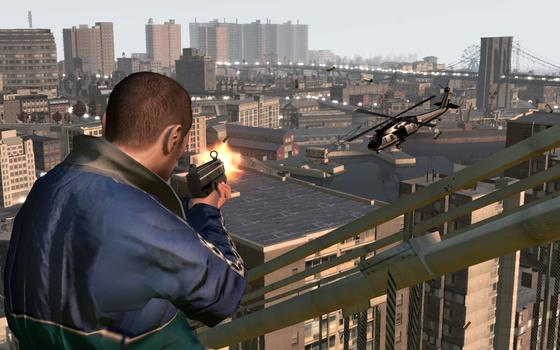 Grand Theft Auto IV on PC screenshot #1