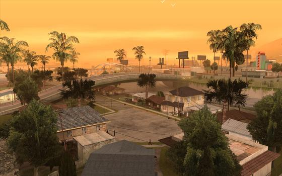 Grand Theft Auto: San Andreas on PC screenshot #5