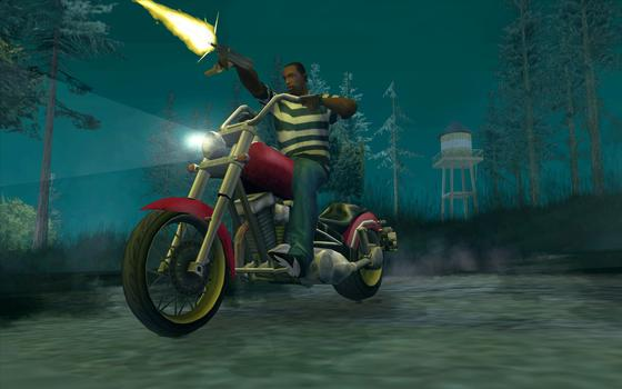 Grand Theft Auto: San Andreas on PC screenshot #4