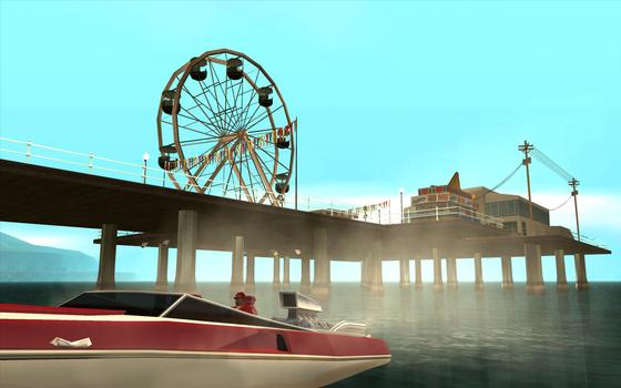Grand Theft Auto: San Andreas on PC screenshot #1