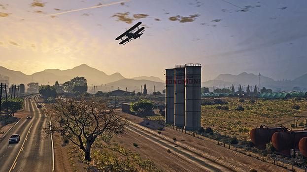 Grand Theft Auto V on PC screenshot #10