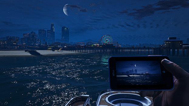 Grand Theft Auto V on PC screenshot #1