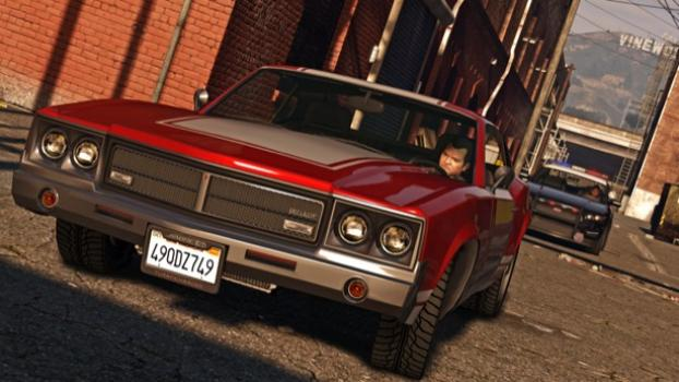 Grand Theft Auto V on PC screenshot #9