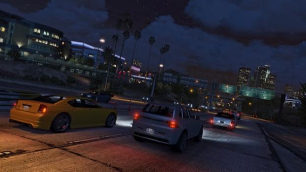 Grand Theft Auto V on PC screenshot #8