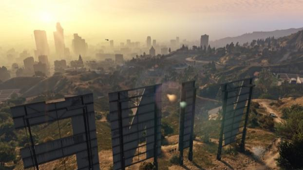 Grand Theft Auto V on PC screenshot #6