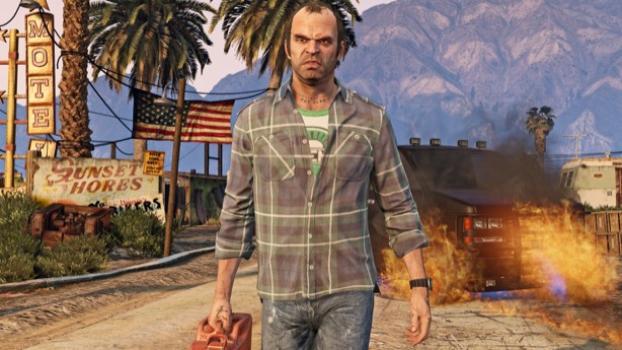 Grand Theft Auto V on PC screenshot #5