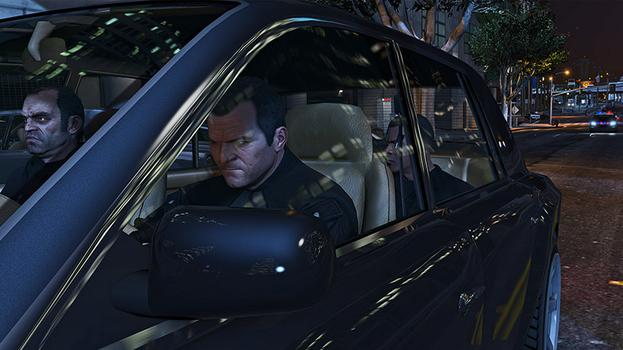 Grand Theft Auto V on PC screenshot #10