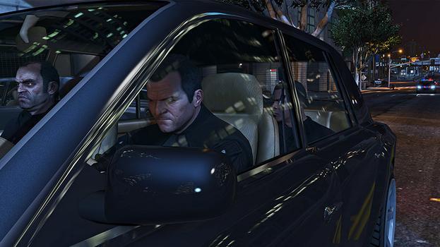 Grand Theft Auto V on PC screenshot #4