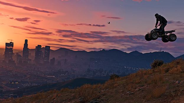Grand Theft Auto V on PC screenshot #9